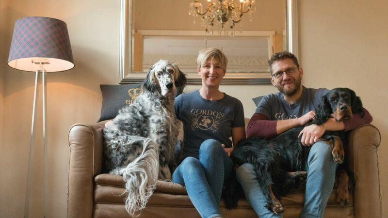 Kristine Schirmer Hundesalon Gordon
