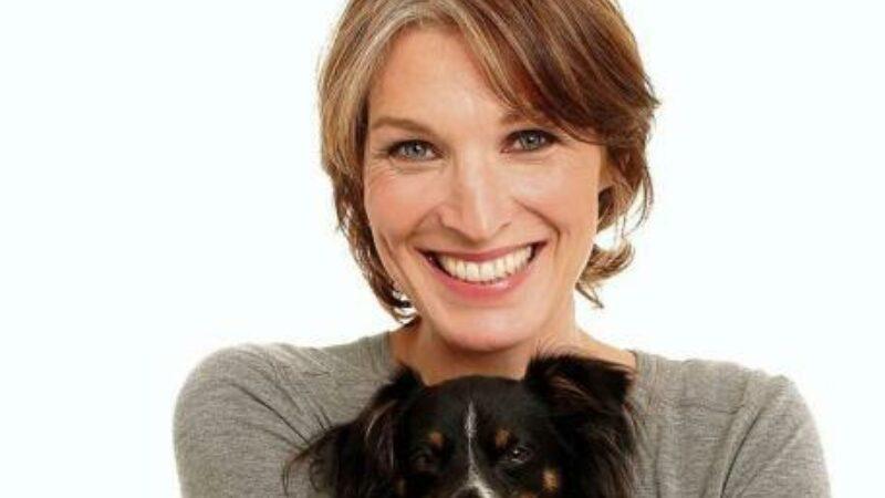 Katharina von der Leyen liest bei Gordon- Gutes für den Hund