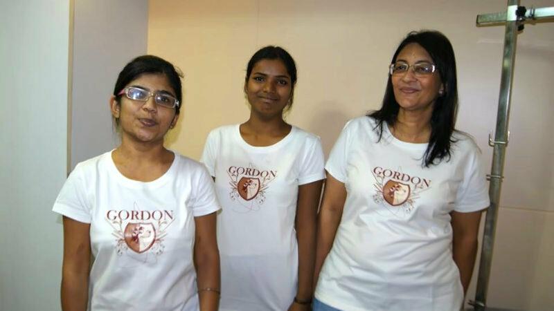 Gordon Team Indien